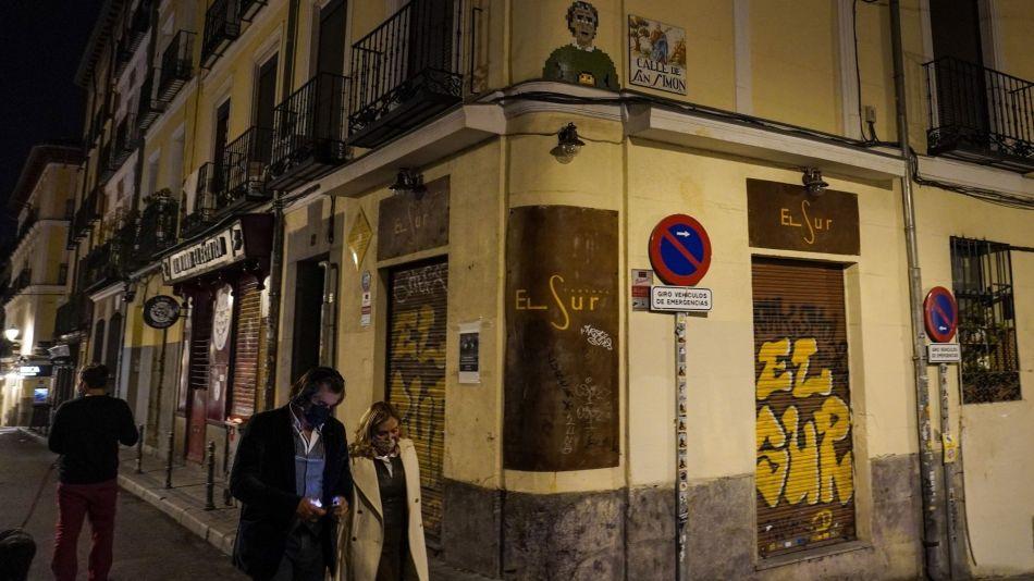 Spanish Capital Under Lockdown as Alarm in Europe Grows