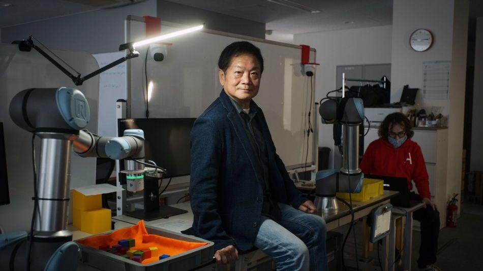 PlayStation Inventor Ken Kutaragi Starts New Career Making Robots