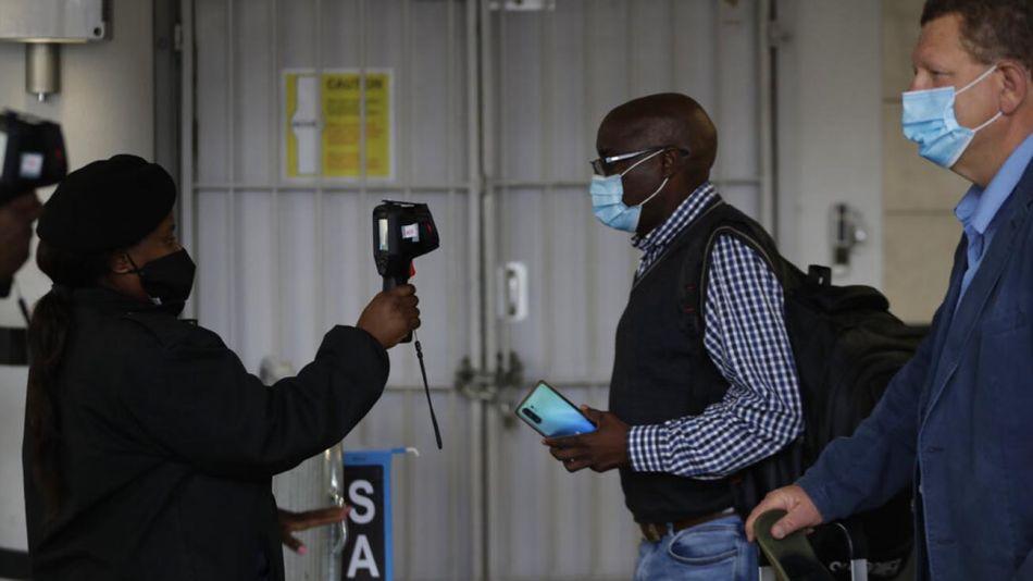 Coronavirus en Africa 20201008