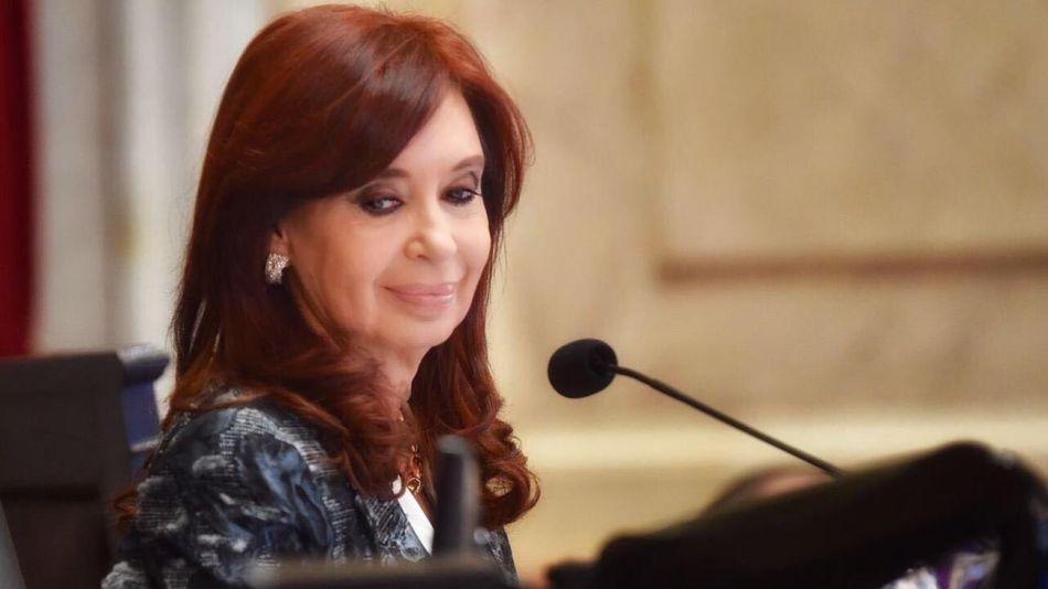 Cristina Kirchner 20201008