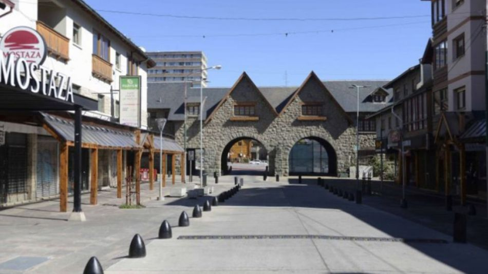 Desde este jueves que regresa el turismo a San Carlos de Bariloche.
