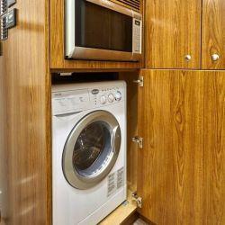 También se puede incluir como opciones un lavarropas, un secarropas y un lavaplatos.