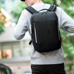 Denominada Konnect-I, la mochila está equipada con tecnología Jacquard Tag.
