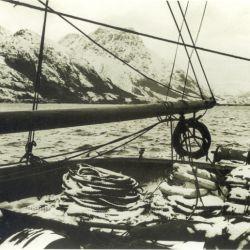 Ushuaia fue funda por el coronel Augusto Lasserre, el 12 de octubre de 1884.