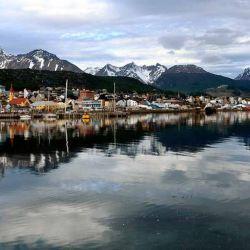 El Parque Nacional Tierra del Fuego es uno de los principales atractivos de la ciudad.