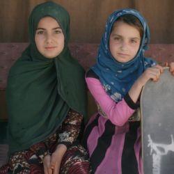 Las chicas encuentran en Skateistan un espacio propio de diversión y educación.