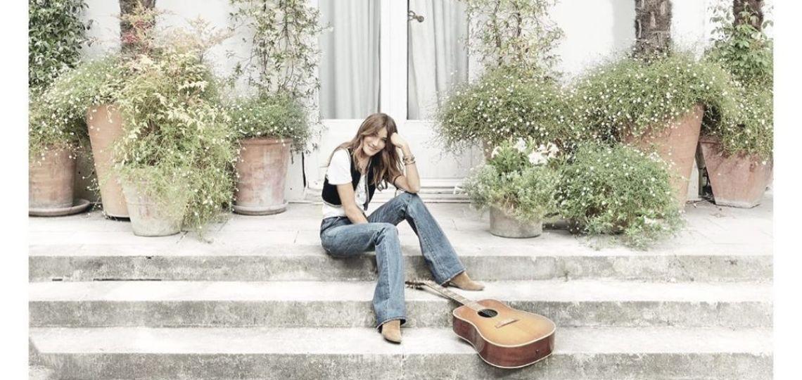 Carla Bruni: el regreso de la dama de la chanson francesa