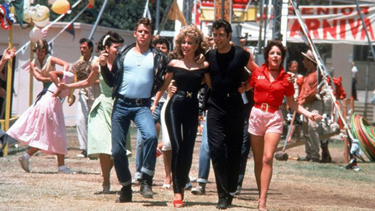 Grease | Foto:Cedoc