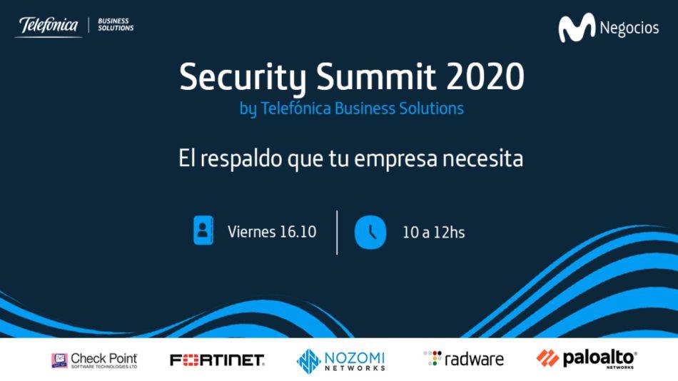 Movistar Security Summit 2020
