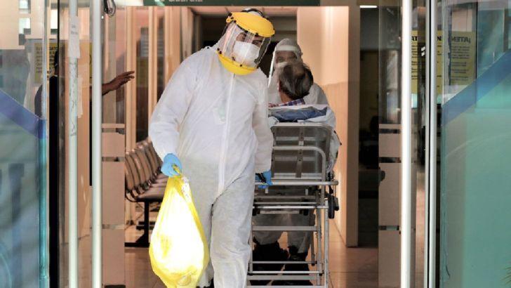 MENOS OFERTA. La salud privada pide por el mantenimiento de la asistencia para que el sistema no colapse tras el Covid.