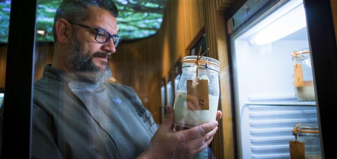 Día del pan: entrevista con el gurú belga de la masa madre