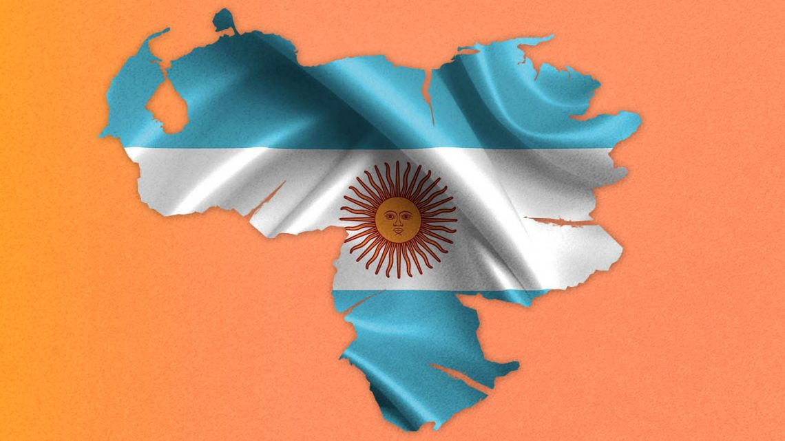 Is Argentina heading towards Venezuela?
