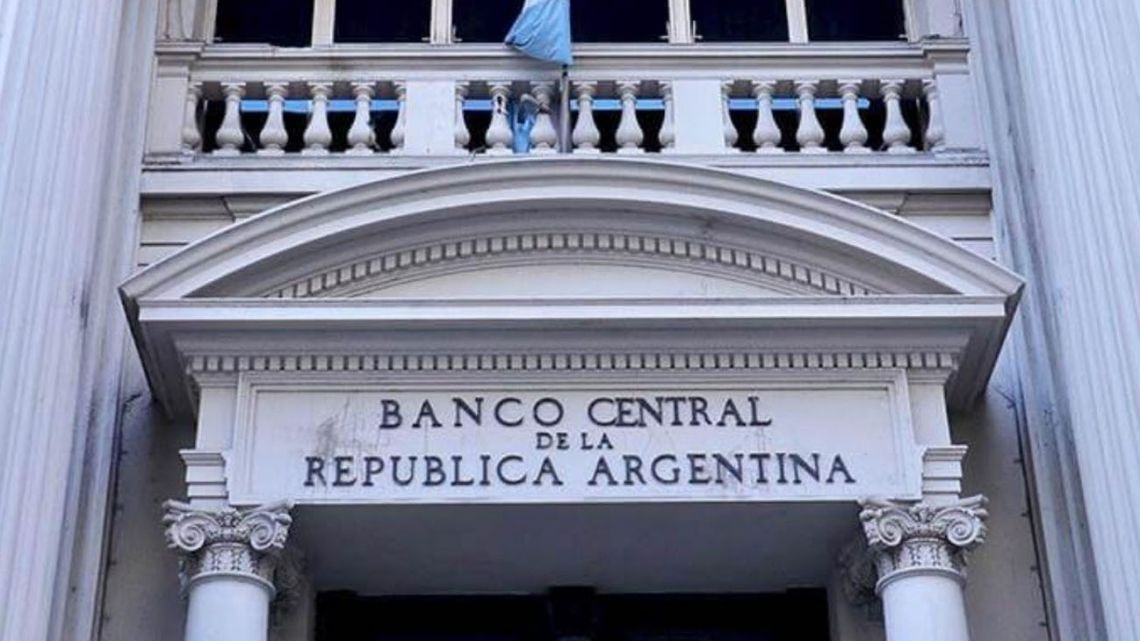 Central Bank of Buenos Aires.