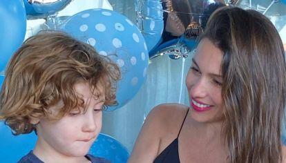 Benicio Vicuña sorprendió a Pampita con un tierno gesto para su hermanita