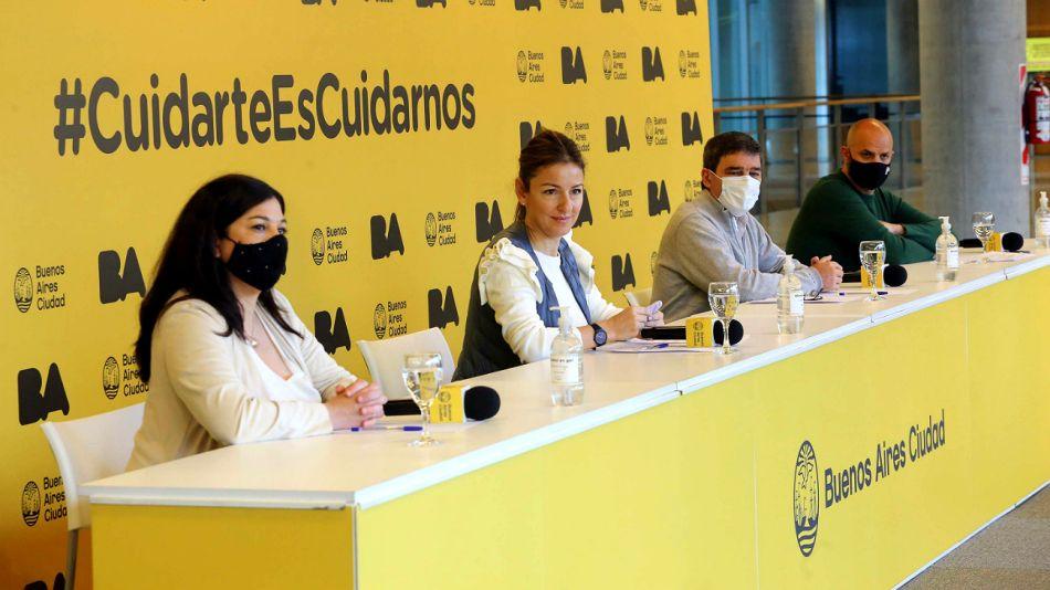 Soledad Acuña, ministra de Educación porteña.