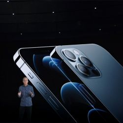 Apple lanzó el Iphone 12   Foto:cedoc