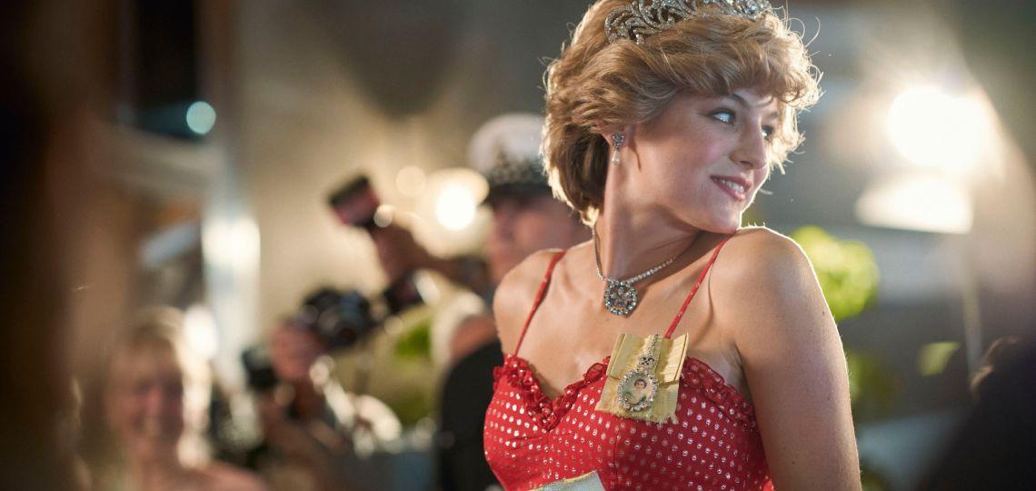Lady Di: el increíble vestuario de Emma Corrin para el nuevo tráiler de The Crown
