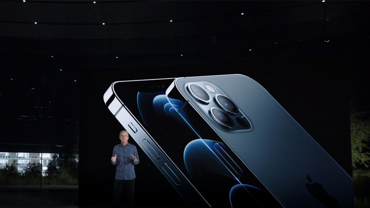 Apple lanzó el Iphone 12 | Foto:cedoc