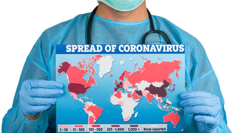Coronavirus en el mundo 20201013