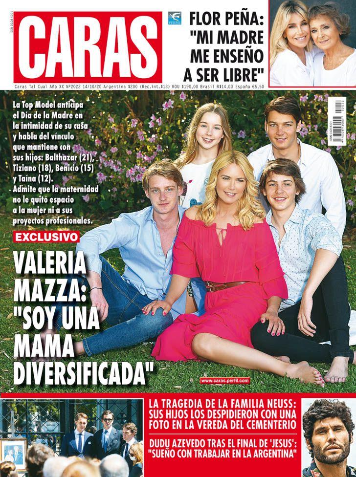 "Valeria Mazza: ""Soy una mamá diversificada"""