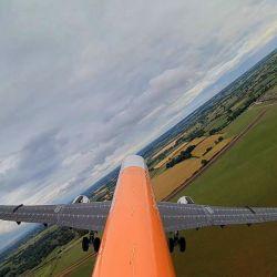 Recientemente el AlbatrossONE realizó su segunda demostración (puerta a puerta), ahora con puntas de ala un 75 % más largas que las utilizadas al principio.