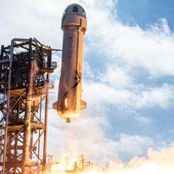 La aeronave todavía está en etapa de prueba, pero ya tuvo su primer lanzamiento exitoso.