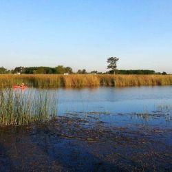 A sólo 45 km de la Capital se pueden pescar hermosas tarariras los sábados, domingos y feriados, de 8 a 19, en un ámbito con muchas comodidades.
