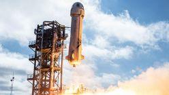Blue Origin ya tiene su cohete reutilizable para competir con SpaceX