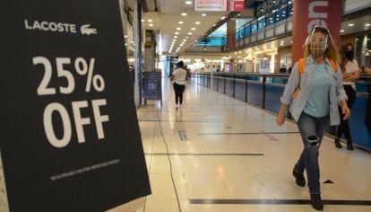Reapertura de los shoppings de CABA