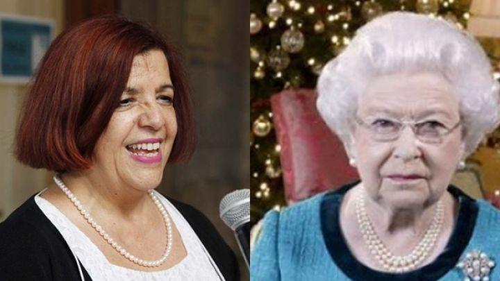 """La reina Isabel II conmemoró a una médica argentina como """"miembro de la Orden del Imperio"""""""