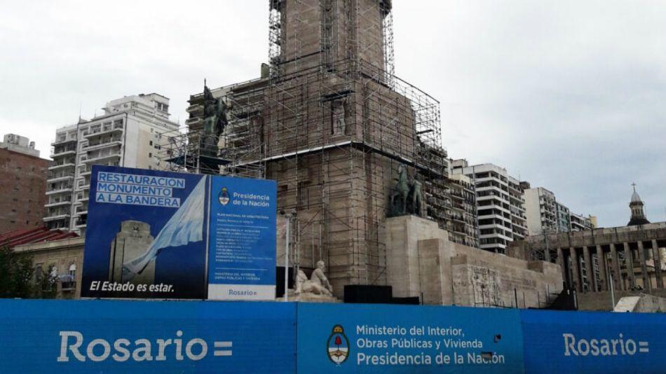monumento bandera rosario