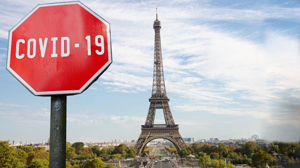 Coronavirus en Paris 20201014