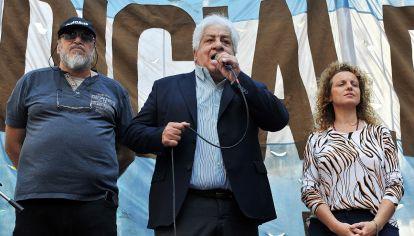 Julio Piumato, titular del sindicato de Judiciales.