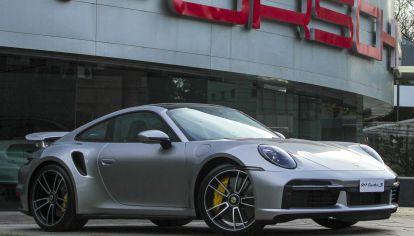 Nuevo Porsche 911 Turbo S.