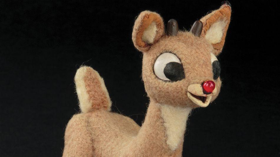 El reno Rodolfo es cotizado en cientos de miles de dólares.