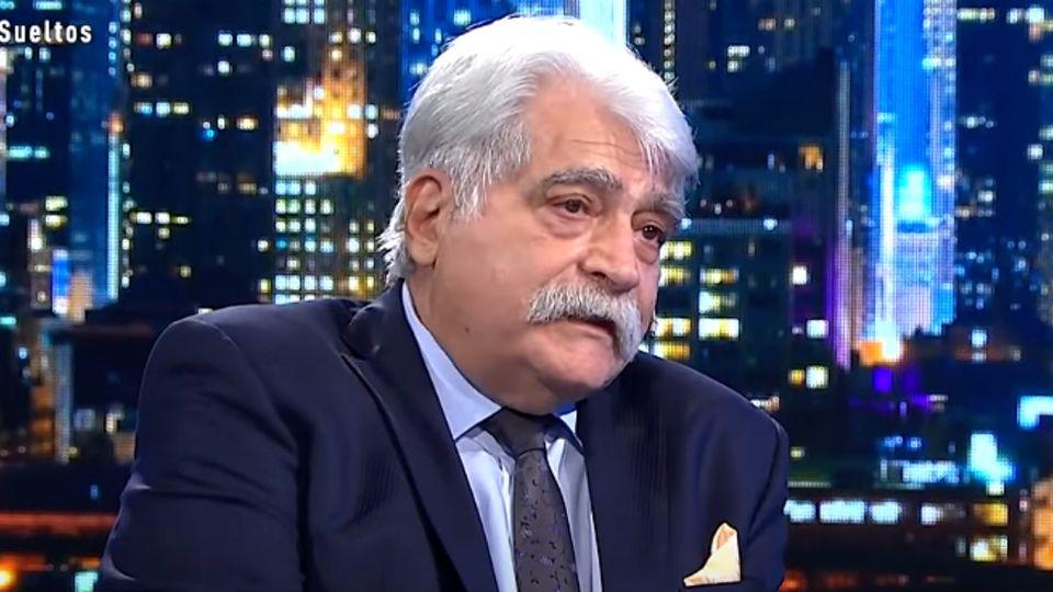 El escritor y analista político Jorge Asís