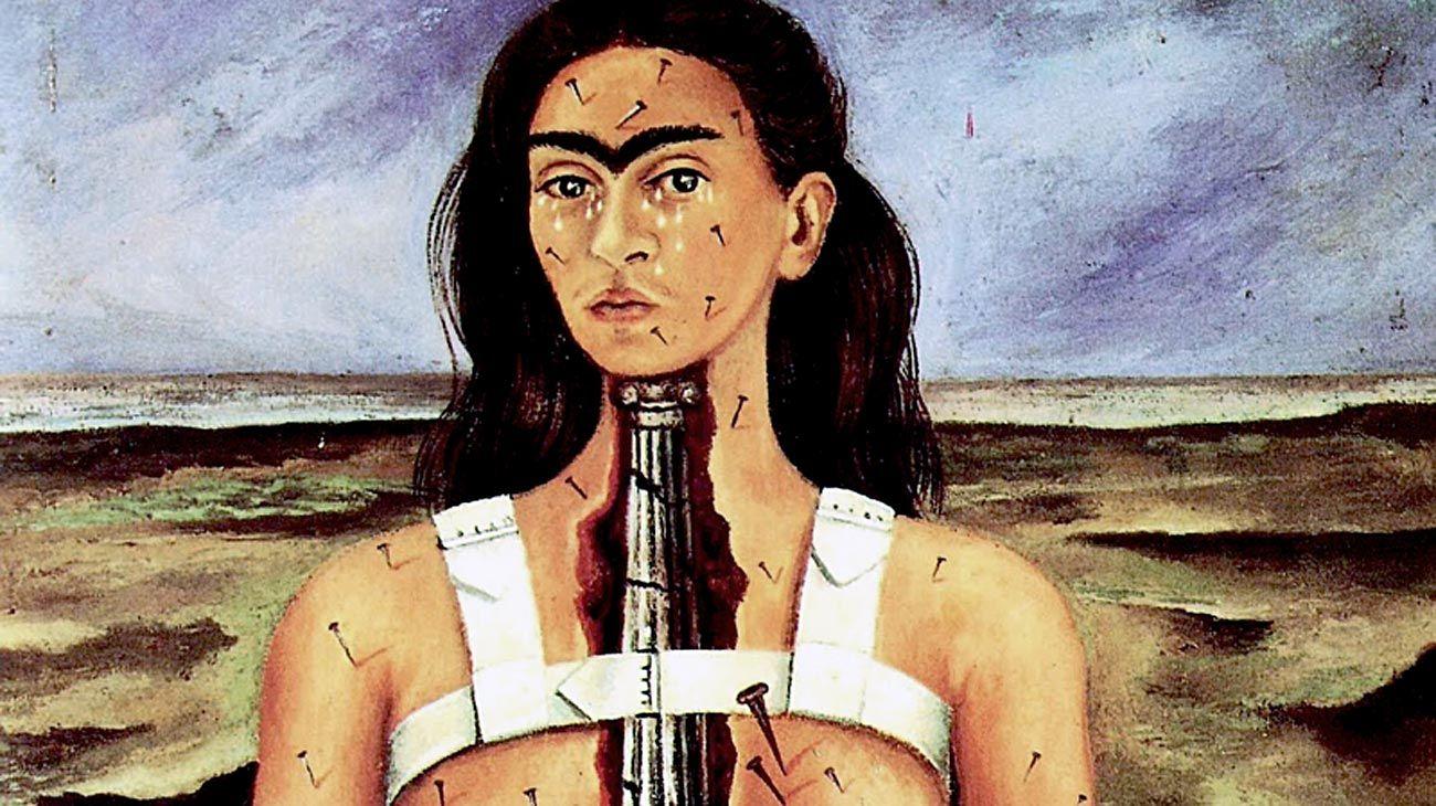 La columna rota / Frida Khalo
