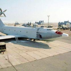 Los ekranoplanos empezaron a ser desarrollados tras la Segunda Guerra Mundial.