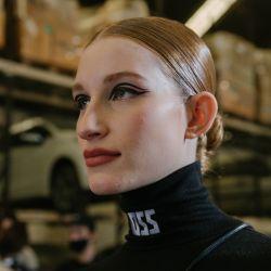 Las tendencias de maquillaje en Bafweek