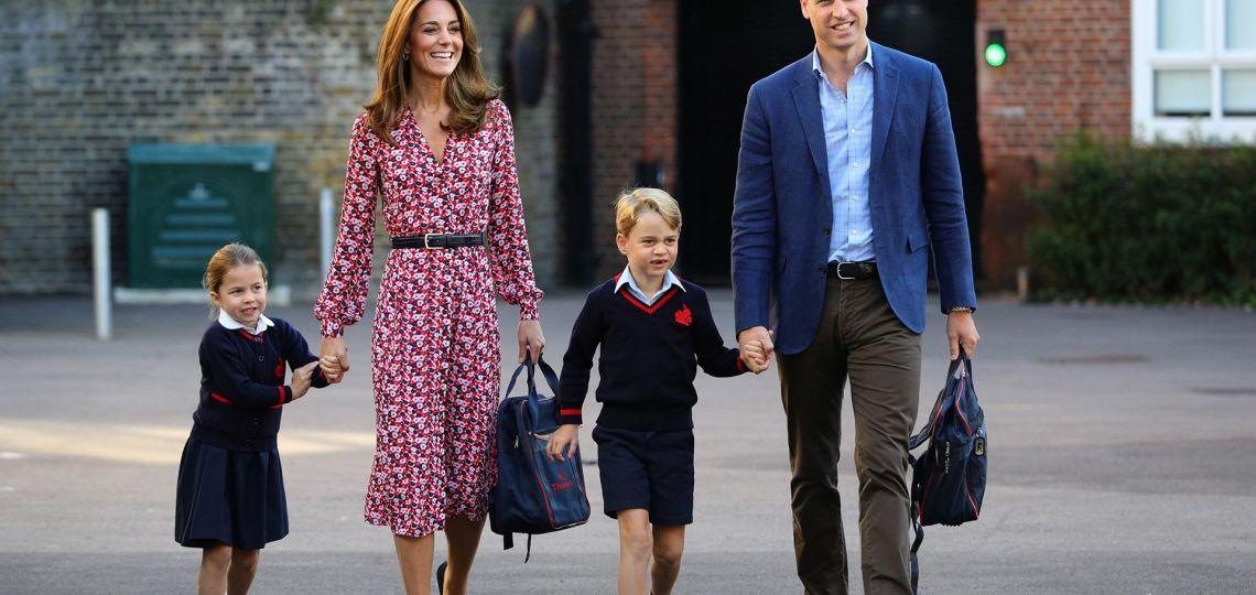 Conocé la razón por la cual Kate Middleton no regala la ropa de sus hijos