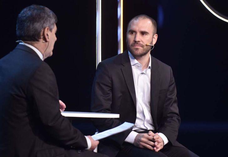 Apertura. Martín Guzmán participó del Coloquio de IDEA, donde anticipó una mejora en el acceso al CCL para los próximos días.