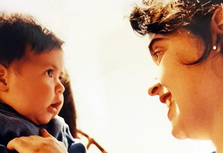 Las familias planean el Día de la Madre en la nueva normalidad. Foto de Juan Obregón.