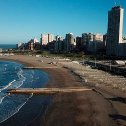 Mar del Plata has become an epicentre in a coronavirus surge through Argentina's interior that has given it the fifth-highest confirmed case total in the world.