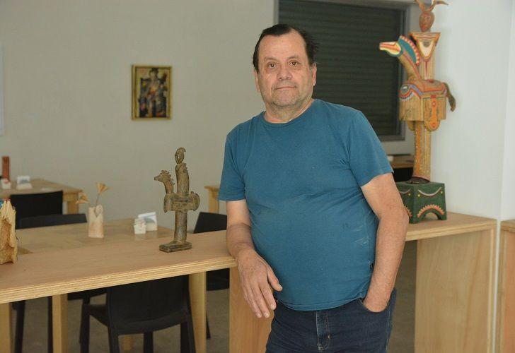 PABLO CANEDO. Radicado en Unquillo desde 2008, el ex presidente de la Agencia Córdoba Cultura dialogó sobre la crisis inédita que atraviesa la cultura en el marco de la pandemia actual.