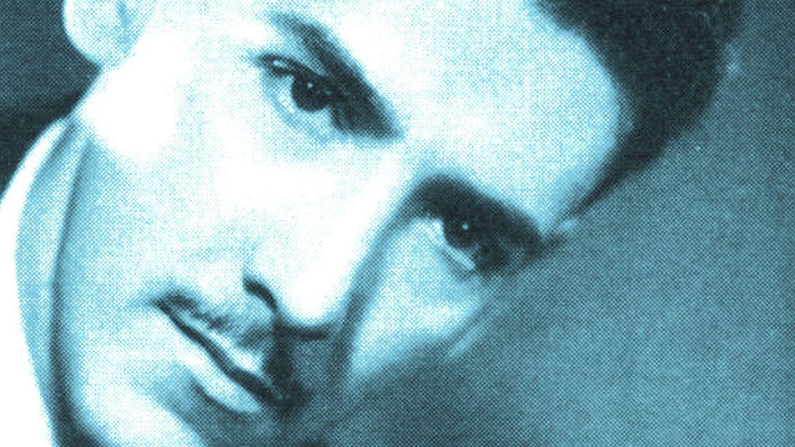 Argentine composer Carlos Guastavino.