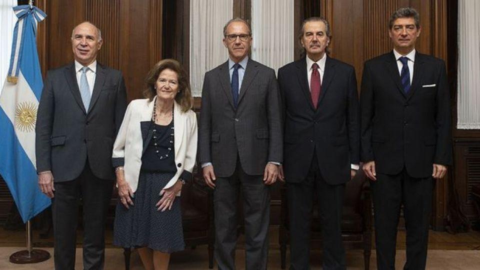 A LA CORTE. Los supremos tendrán la última palabra: si Gustavo Vidal Lascano fue convocado legítimamente por el procurador general después de haberse jubilado.