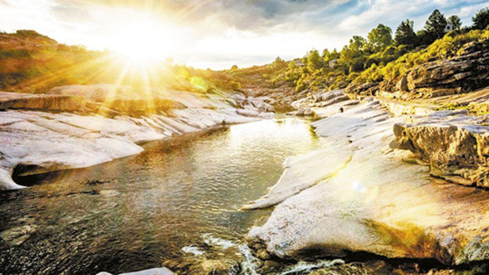 CÓRDOBA. Si arranca en diciembre, la provincia podría tener una buena temporada de verano.