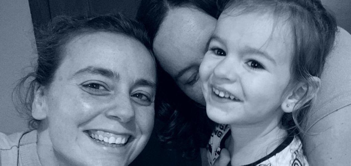 """Día de la madre: """"Antes era impensada una familia con dos mamás"""""""