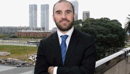 Proyecto. El ministro Martín Guzmán impulsa un descenso del costo de vida el año que viene.