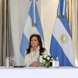 Alberto Fernández, Cristina y Martín Guzmán